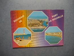 PORT LA NOUVELLE   -  11  -  Souvenir  -  Multivues   -  AUDE - Port La Nouvelle