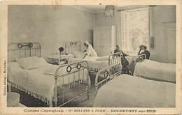 -dpts Div. -ref-AH578 - Charente Maritime - Rochefort Sur Mer - Clinique Chirurgicale Drs Rolland Et Pujos - Santé - - Rochefort