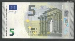 "2019 NEW! Greece  ""Y""  5 EURO GEM UNC! Draghi Signatures! Printer Y007I1 !! - EURO"