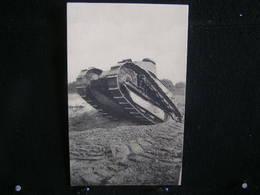 F&X-2 / Char Léger Renault  - Entrée En Ligne : 31 Mai 1918 -  / Circulé - Matériel