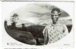 Missionnaires D'Afrique - Missionarissen Van Afrika (Witte Paters - Pères Blancs) - RWANDA - 2 Scans - Rwanda
