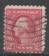 United States 1914. Scott #425 (U) George Washington (1732-99), President * - Verenigde Staten