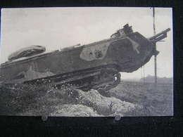 F&X-3 / Char Francais. St. Chamond , Type Du Sous Secrétairiat De L'Artillerie - Entrée En Ligne : 5 Mai 1917 - Matériel