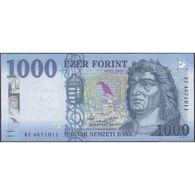 TWN - HUNGARY NEW - 1000 1.000 Forint 2017 (2018) Prefix DF UNC - Ungheria