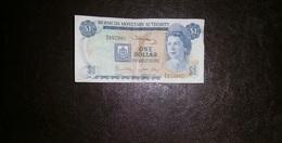 BERMUDA 1 DOLLAR 1986 - Bermudas