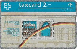 Switzerland - November 89 Aufbruch - L&G - 302L - 02.1993, 2Fr, 10.000ex, Mint - Swaziland