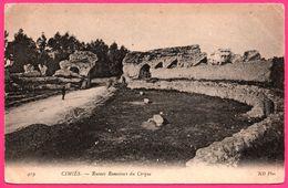 Cimiès - Ruines Romaines Du Cirque - Animée - ND PHOT - France
