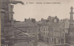 Poissy : Panorama - Les Chimères De Notre-Dame - Poissy