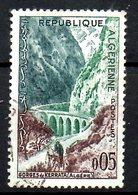 ALGERIE. N°364 Oblitéré De 1962. Gorges De Kerrata. - Algeria (1962-...)
