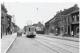 HOUDENG-GOEGNIES TRAM N°34 RUE HOUTART - Places