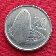 Ghana 20 Pesewas 2007 KM# 40 Lt 646 Gana - Ghana