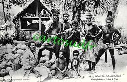 HIENGHENE - TRIBU A TAO - MAGNIFIQUE - Nouvelle-Calédonie