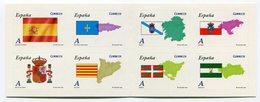 RC 12435 ESPAGNE 2009 CARNET NEUF ** A LA FACIALE - 1931-Hoy: 2ª República - ... Juan Carlos I