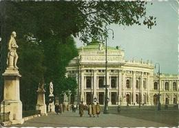 Vienna, Wien (Austria) Burgtheater, Imperial Theatre - Altri
