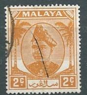 Selangor    Yvert N° 48 Oblitéré - Bce 17410 - Selangor