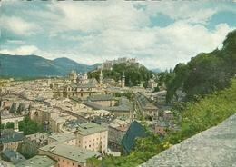 Salzburg (Austria) Die Festspielstadt Salzburg, Blick Vom Grand Cafè Winkler - Salzburg Stadt
