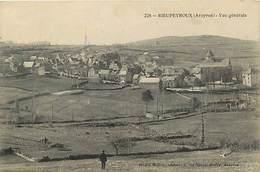 -dpts Div. -ref-AH568 - Aveyron - Rieupeyroux - Vue Generale - Carte Bon Etat - - France