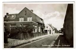 Zoutelande - Fam. Pension La Bruijère - 1951 - Uitg. Joh. Kruit - 2 Scans - Zoutelande