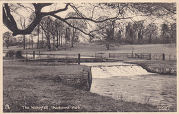 TUCK: SHERBORNE PARK, Gloucestershire, England, 00-10s; The Waterfall - Other