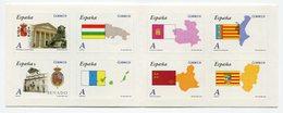 RC 12451 ESPAGNE 2010 CARNET NEUF ** A LA FACIALE - 1931-Hoy: 2ª República - ... Juan Carlos I