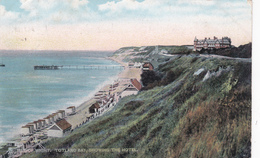 TUCK 4920: TOTLAND BAY, Isle Of WIght, England, United Kingdom, PU-1906; Showing The Hotel - Other