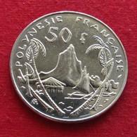 French Polynesia 50 Francs 1985 KM# 13 Lt 628 Polynesie Polinesia - French Polynesia