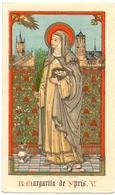 Devotie - Devotion - Heilige Margarita De Ypres - Ieper 1913 - Images Religieuses