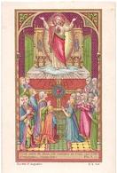 Devotie - Devotion - Coeur Sacré De Jésus - Heilig Hart Van Jezus - Brugge 1906 - Images Religieuses