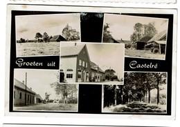 Groeten Uit Castelré - Multi-vues - Baarle Nassau - Uitg. Jac. Snoeijs - 2 Scans - Pays-Bas