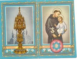 Devotie - Devotion - Heilige Antonius Van Padua - Relikwie - Images Religieuses