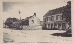 Ponthevrard : Hôtel-Restaurant-Tabac - Andere Gemeenten