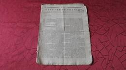 IRLANDE - LA REBELLION IRLANDAISE DE 1798 - DES REBELLES DANS LE COMTE DE KILKENNY - HOLT Et MURPHY - AN VII / 1798. - Zeitungen - Vor 1800