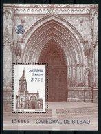 RC 12467 ESPAGNE 2010 BLOC NEUF ** A LA FACIALE - 1931-Today: 2nd Rep - ... Juan Carlos I