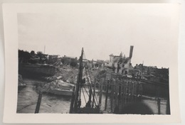 Militaria. Guerre 1939-45. WW2. WWII. Destructions. Compiègne ? - Guerre, Militaire