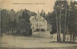 -dpts Div. -ref-AH559 - Aisne - Jouaignes Par Braisne - Chateau De Virly - Chateaux - - Autres Communes