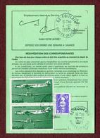 FOULAIN  (52) : P.A. N° 60 Sur ORDRE DE REEXPEDITION  (1995) - Marcophilie (Lettres)