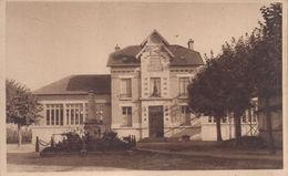 Porcheville : La Mairie, Les Ecoles - Porcheville