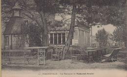 Porcheville : Les Terrasses Du Restaurant Arzalier - Porcheville