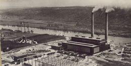 Porcheville : La Centrale Thermique De Porcheville - Porcheville