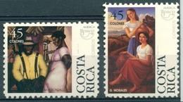Costa Rica - 1996 - Yt 615/616 - U.P.A.E.P. - ** - Costa Rica