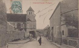Porcheville : L'Eglise - Porcheville