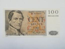 BELGIO 100 FRANCHI 1952 - 100 Franchi