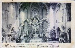 31 - TOULOUSE - Intérieur De L'Eglise De La Dalbade - Trés Ancienne - Toulouse