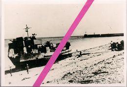 DIEPPE * 76 * RAID CANADIEN DU 17 AOUT 1942 * DOCUMENT RARE *   PHOTO PRISE PAR LES ALLEMANDS APRES LES COMBATS * - Calgary