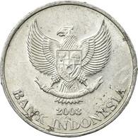 Monnaie, Indonésie, 200 Rupiah, 2003, Perum Peruri, TB+, Aluminium, KM:66 - Indonésie