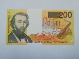 BELGIO 200 FRANCHI 1995 - [ 2] 1831-... : Koninkrijk België