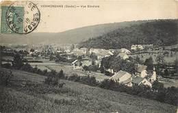 - Doubs -ref-A880- Vermondans - Vue Generale - Carte Bon Etat - - France