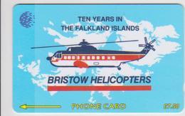 #08 - FALKLAND ISLANDS-03 - HELICOPTER - Falkland Islands