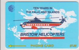 #08 - FALKLAND ISLANDS-03 - HELICOPTER - Falklandeilanden