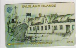 #08 - FALKLAND ISLANDS-05 - 3CWFB - Falkland Islands